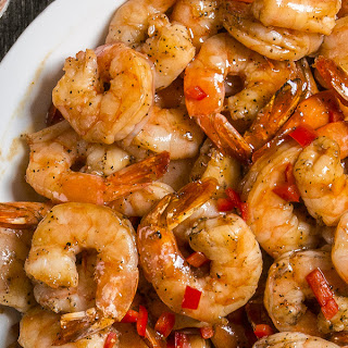 Texas Cowboy Shrimp.