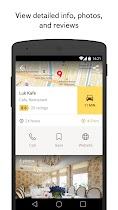 Yandex.Maps - screenshot thumbnail 02
