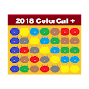 2018 USPS ColorCal BROWN E Coded Calendar carriers APK