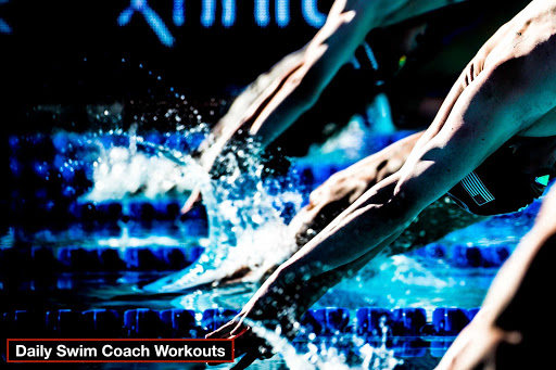 Daily Swim Coach Workout #500