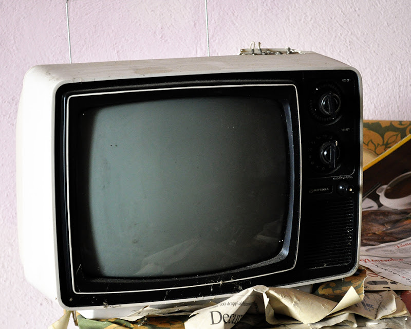 Vintage TV di VPhoto