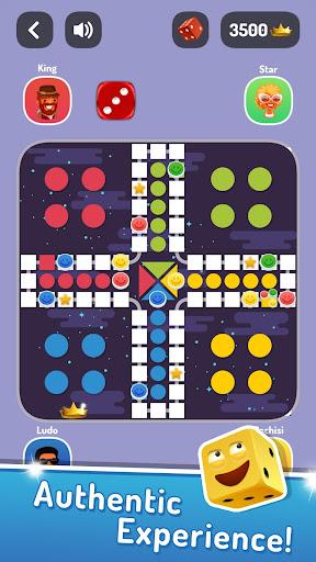 Ludo Parchis: classic Parcheesi board game - Free screenshots 1