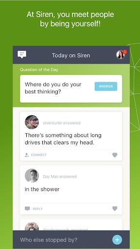 玩免費遊戲APP|下載Siren - The Future of Dating app不用錢|硬是要APP