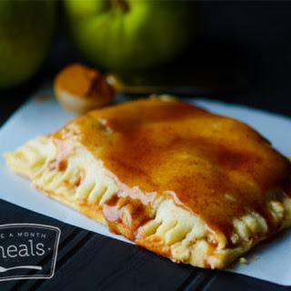 Spiced Pear Breakfast Hand Pie