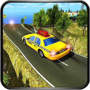 Taxi Driver Hill Mountain 3D for PC and MAC