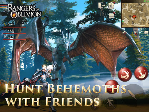 Rangers of Oblivion 1.2.2 app download 6