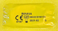 Kondom Banan 10-pack