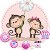 Monkey Cute Theme file APK for Gaming PC/PS3/PS4 Smart TV