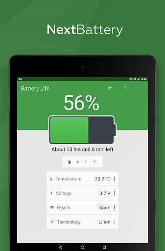 Next Battery screenshot 7