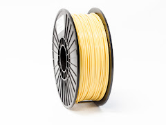 CLEARANCE - Blonde Yellow PRO Series ABS Filament - 2.85mm (1kg)