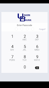 Union Bank Go App screenshot 0
