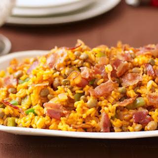Gandules with Rice
