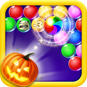 Lovely Panda Bubble Halloween for PC and MAC