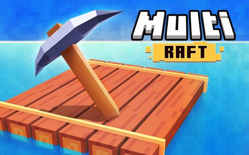 Multi Raft 3D 1.0 screenshots 1