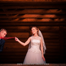 Wedding photographer Andrey Starikov (AndrewStarikov). Photo of 04.01.2015