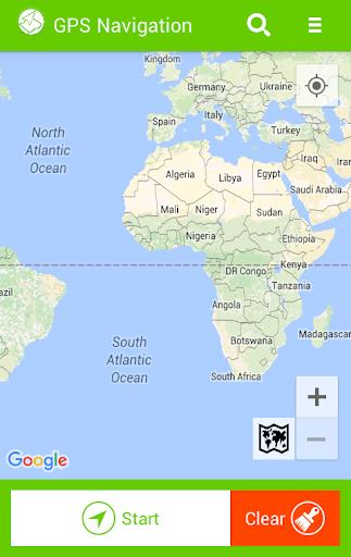 GPS 네비게이션