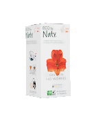 Naty Eco Panty Liners Normal 32 stk