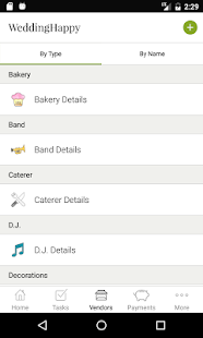 WeddingHappy - Wedding Planner Screenshot