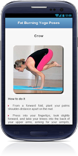 belly fat burning yoga workout  apps on google play