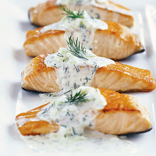 Philadelphia Sauce For Salmon Recipes