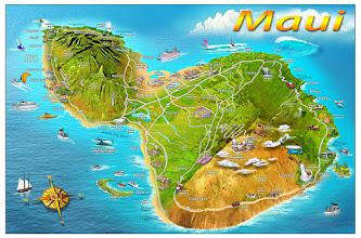 Photo: MAUI, Hawaii 2010-for Mapformation LLC