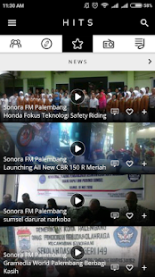 Sonora Palembang- screenshot thumbnail
