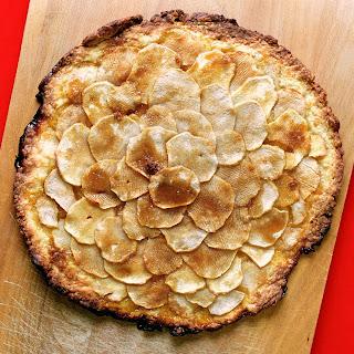 Free-Form Apple Or Pear Tart