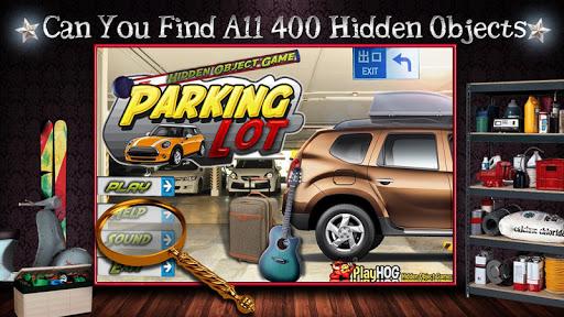 Parking Hidden Hidden Objects