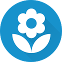 FlowerChecker, plant identify icon