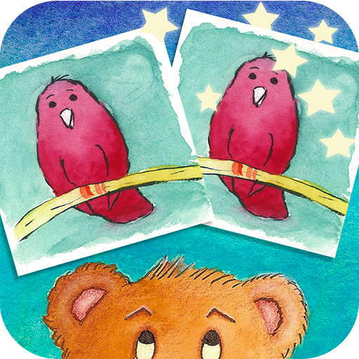 与小熊和洋葱一起学习: 寻找伙伴 教育 App LOGO-APP試玩