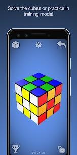 Magic Cube Puzzle 3D 1