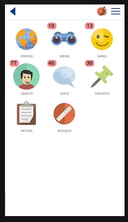 QueContactos Dating in Spanish 1.4.16 screenshot 1418016