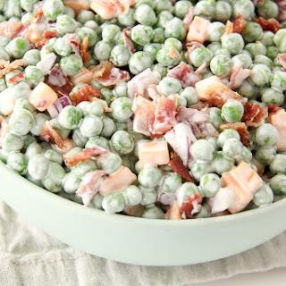 Pea Salad.