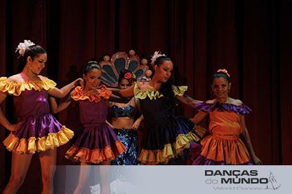 """COLÔMBIA - Ballet Folclorico Experimental """"Estada"""""""