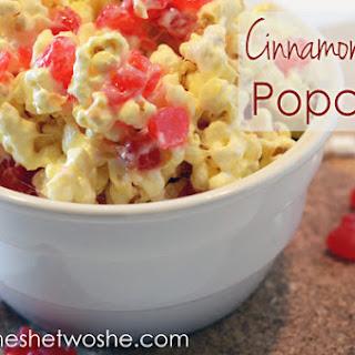 Cinnamon Bear Popcorn