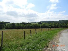 Photo: richting Le Jardin