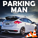 Parking Man 2: New Car Games 2021 icon