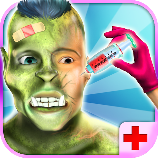 Monster Doctor Injection Fun