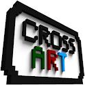 Cross Art icon