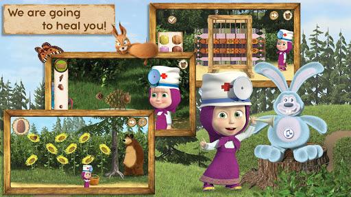 Masha and the Bear: Toy doctor 1.0.8 screenshots 4