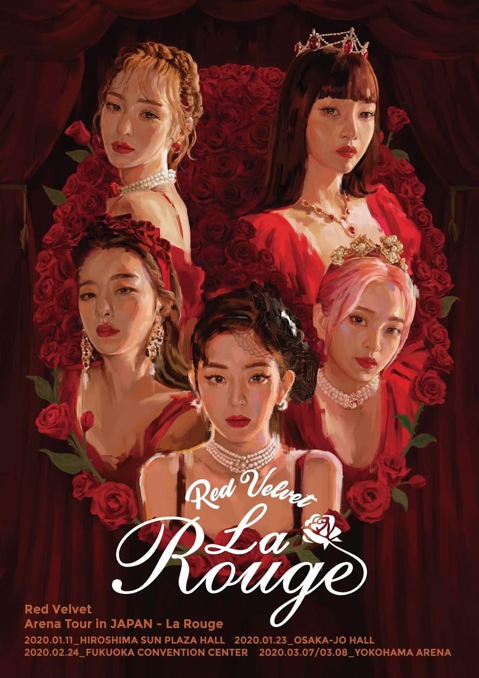 red velvet tour wendy