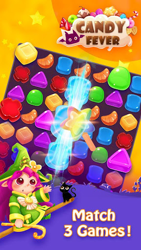 Candy Blast - 2020 Free Match 3 Games apkdemon screenshots 1