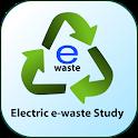E-waste study icon