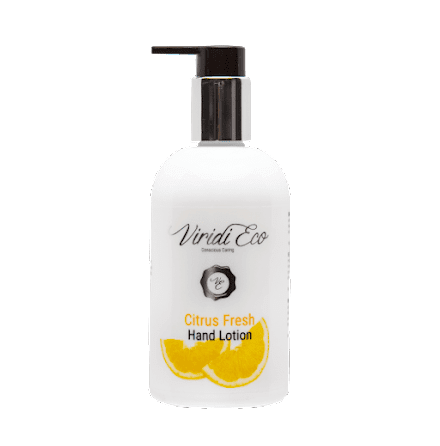 Hand lotion citrus fresh