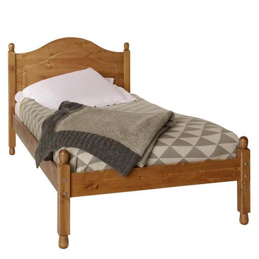 Copenhagen Pine Bed Frame
