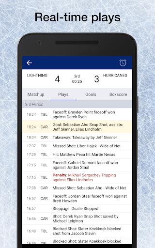 Wild Hockey: Live Scores, Stats, Plays, & Games 8.0.2 screenshots 2