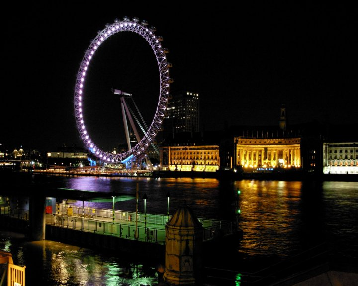 London Eye di miez