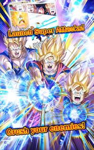 DRAGON BALL Z DOKKAN BATTLE MOD 3.12.2 (Unlimited Money) Apk 3