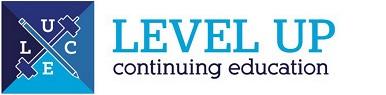 Level Up Continuing Education Logo