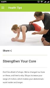 Gym App screenshot 5